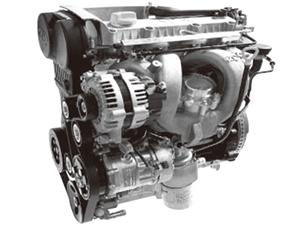 SQR481FC Gasoline Engine