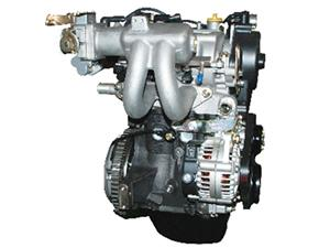 SQRB2G06 Gasoline Engine