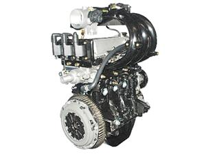 SQR372 Gasoline Engine