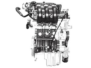 SQR371 Gasoline Engine