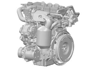 SQRE3T10 Gasoline Engine